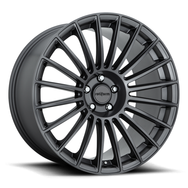 Rotiform BUC 8.5x19 Lk 5/120 ET35 Ml 72.6 Anthrazit