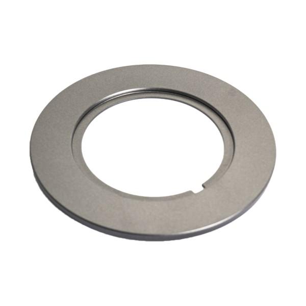 Rotiform Zentralverschluss in Candy Red Optik