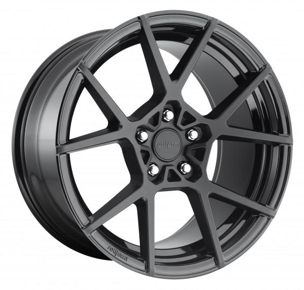 Rotiform KPS 8.5x19 Lk 5/112 ET45 Ml 66.6 schwarz matt & glanz