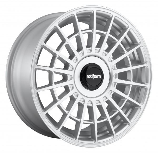 Rotiform LAS-R 8.5x19 Lk 5/112 ET40 Ml 57,1 Silber glanz