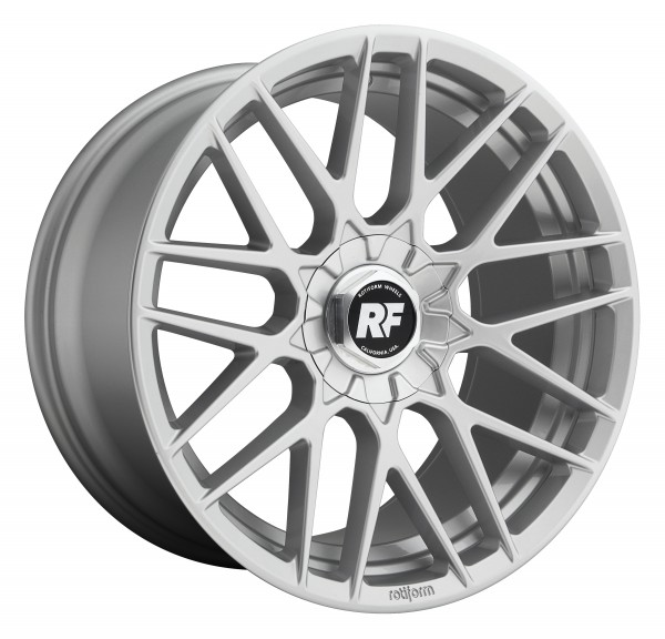 Rotiform RSE 8.5x19 Lk 5/112 ET45 Ml 66.6 silber