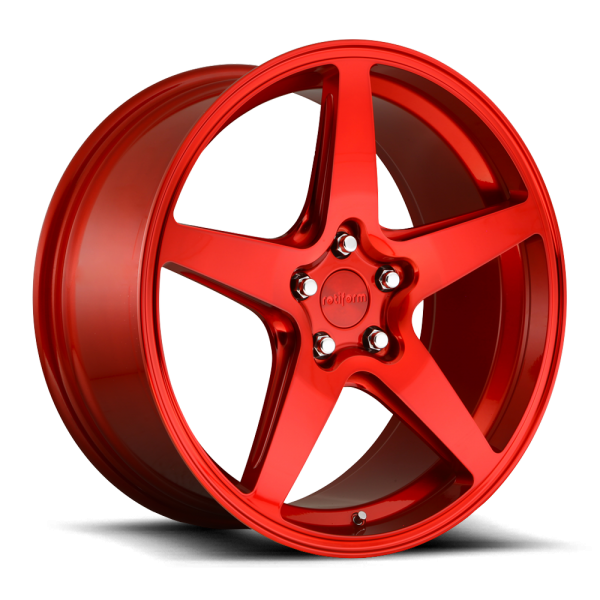 Rotiform WGR 8.5x19 Lk 5/120 ET35 Ml 72.5 Candy Rot