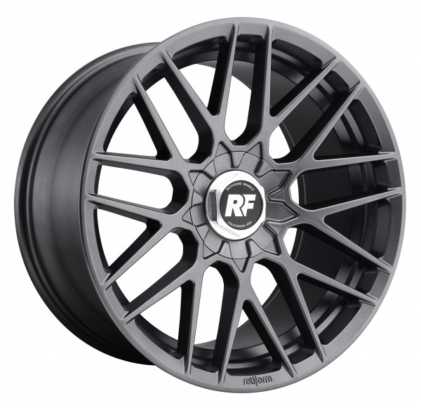 Rotiform RSE 10x19 Lk 5/120 ET40 Ml 72.6 Anthrazit